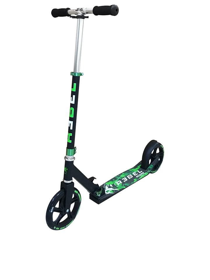 Rebel Scooter ´´Low Rider II´´ in Schwarz - 62%...