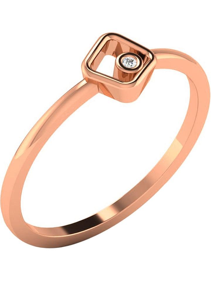 Art of Diamond Roségold-Ring mit Diamanten - 67...