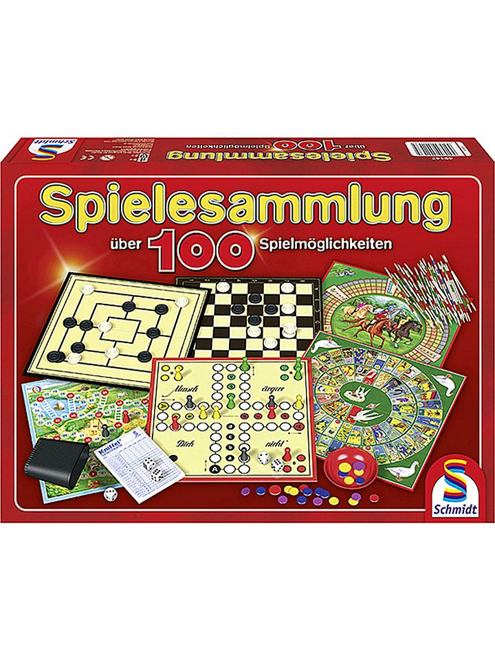 Schmidt Spiele Spielesammlung ´´100 Spielmöglic...
