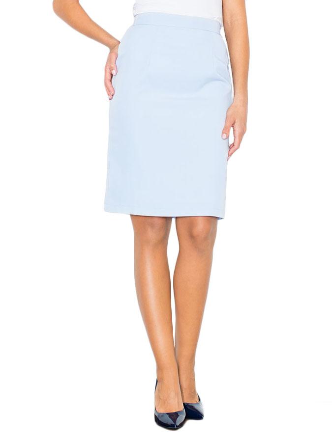 Figl Knielange Röcke in blau - 57% | Größe L Damenroecke jetztbilligerkaufen