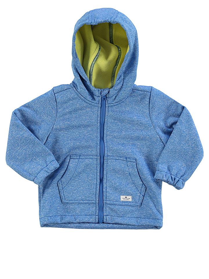 Tom Tailor Softshelljacke in Blau -47% | Größe 74 | Softshell Jacken