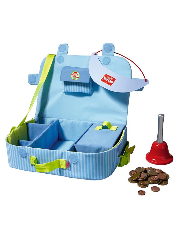 haba kaufladen mobiler mini shop preisvergleich kinderspielzeug g nstig kaufen bei. Black Bedroom Furniture Sets. Home Design Ideas