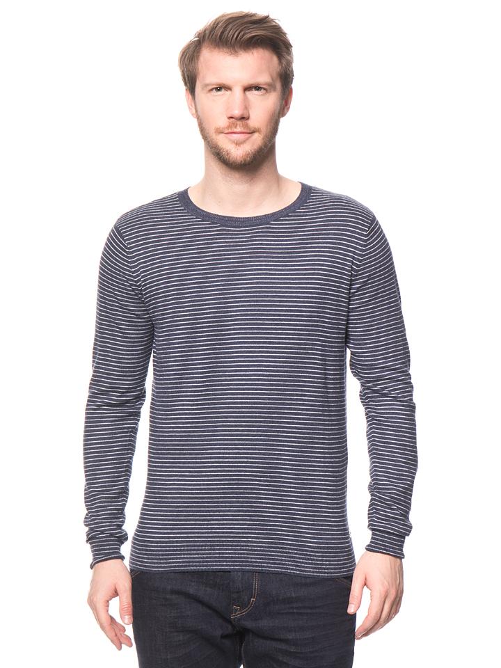 Tom Tailor Pullover in dunkelblau -48% | Größe XXL