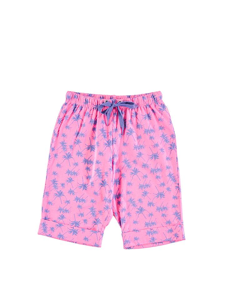 Schiesser Pyjamashorts in pink -60 Größe 152 Pyjamas