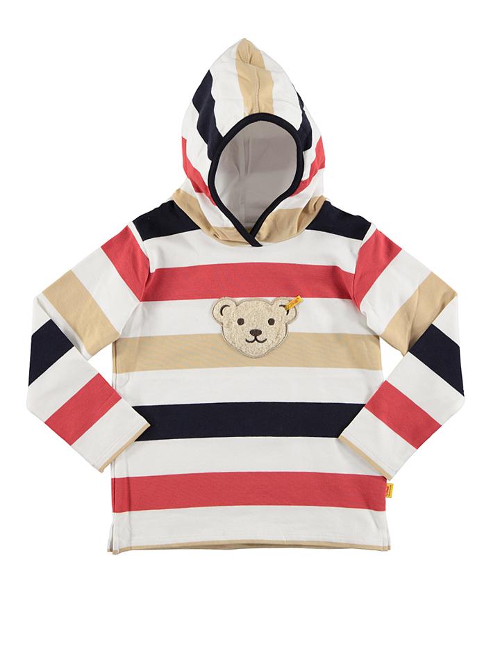 Steiff Sweatshirt in beige -46% | Größe 62 Sweatshirts Sale Angebote Hermsdorf