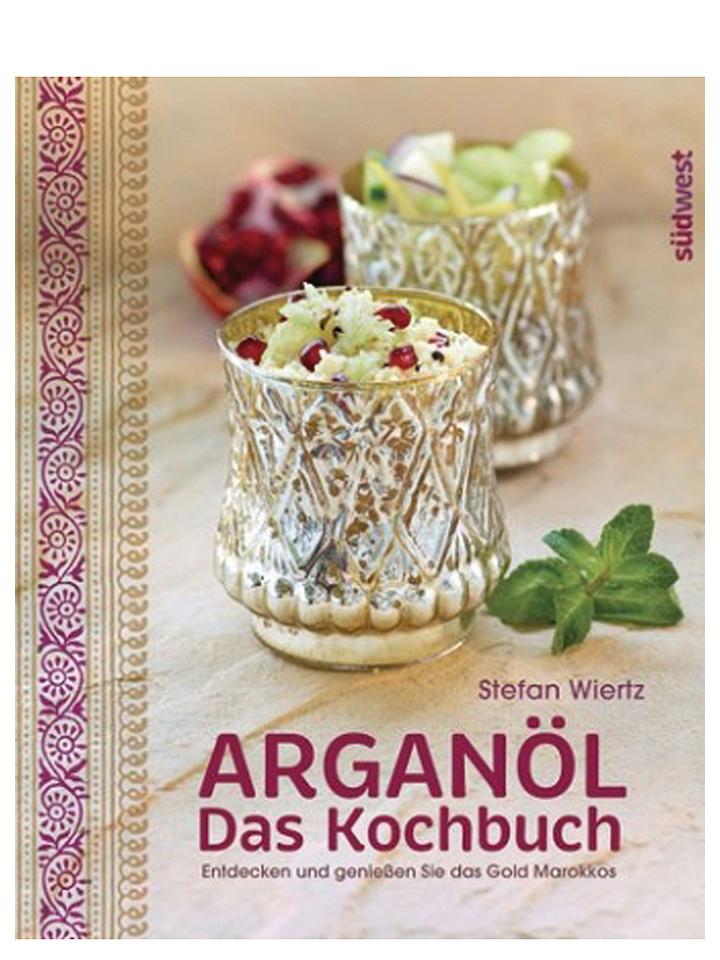 - Kochbuch Arganöl - 62%  