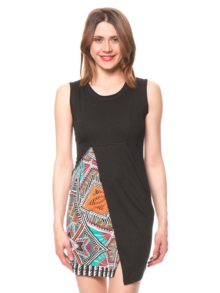 Bamboo´s fashion Kleid in Schwarz - 76% | Größe 34 Damen kleider