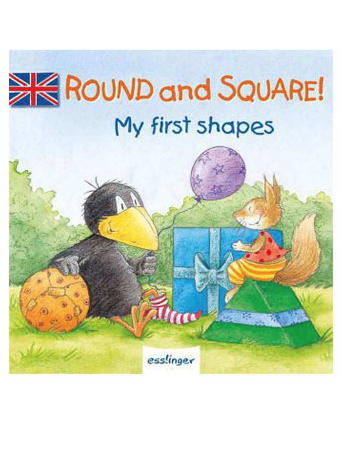 Esslinger Lernbuch ´´Round and Square! My first...