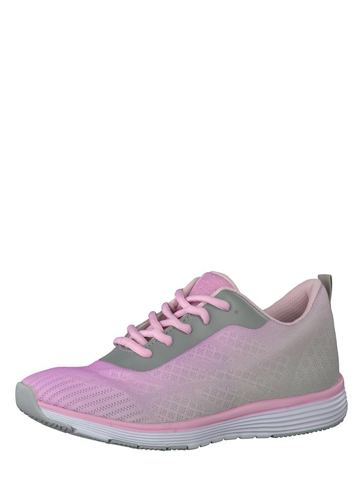Marco Tozzi Sneakers in rosa -63% | Größe 38 Sneaker Low Sale Angebote Lieskau