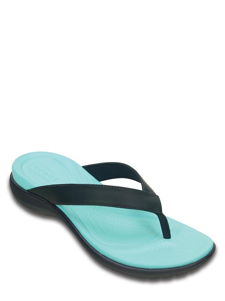 crocs women s capri v flip preisvergleich sandalen g nstig kaufen bei. Black Bedroom Furniture Sets. Home Design Ideas