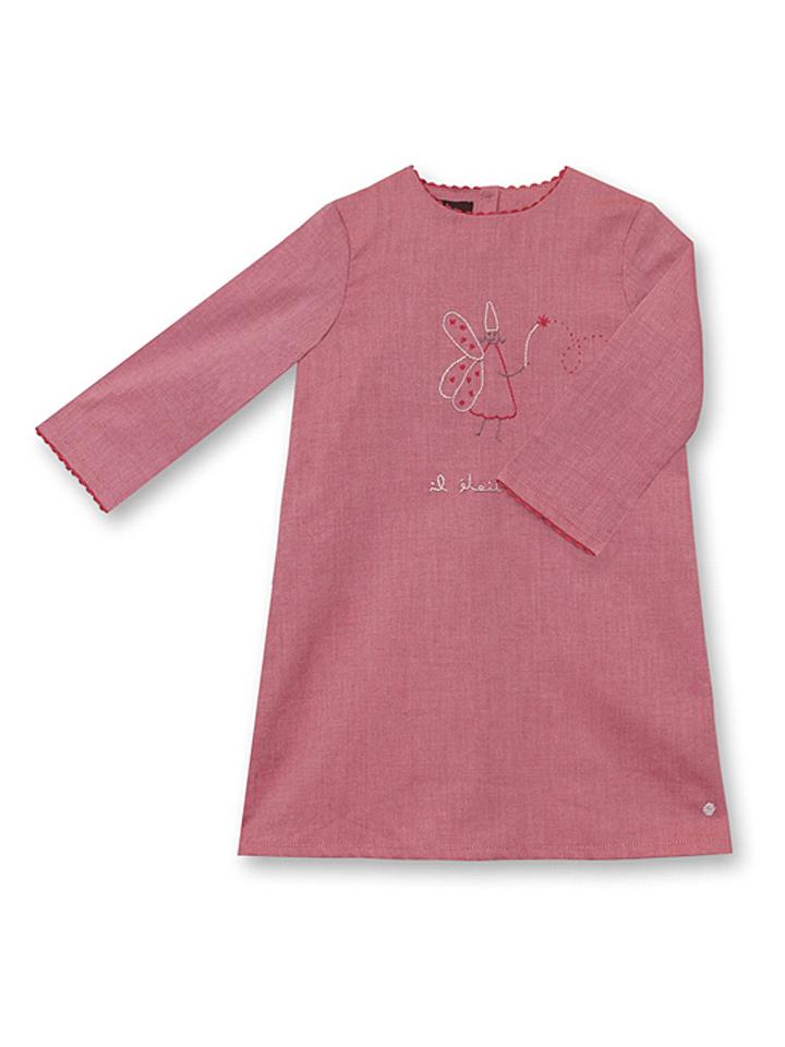 Bleu comme gris Nachthemd ´´Fee´´ in Rosa -74 Größe 86 Nachtwäsche