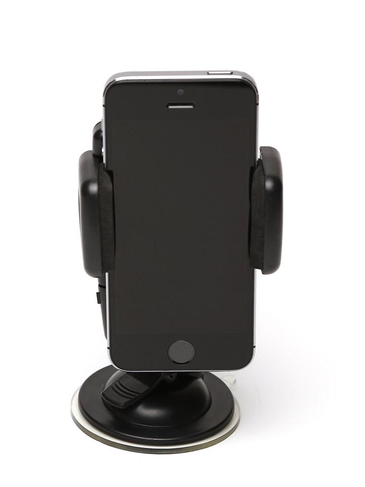 Klein Döbbern Angebote Slim Pearl Smartphone-Halterung in Schwarz - 57% | Technik sonstiges