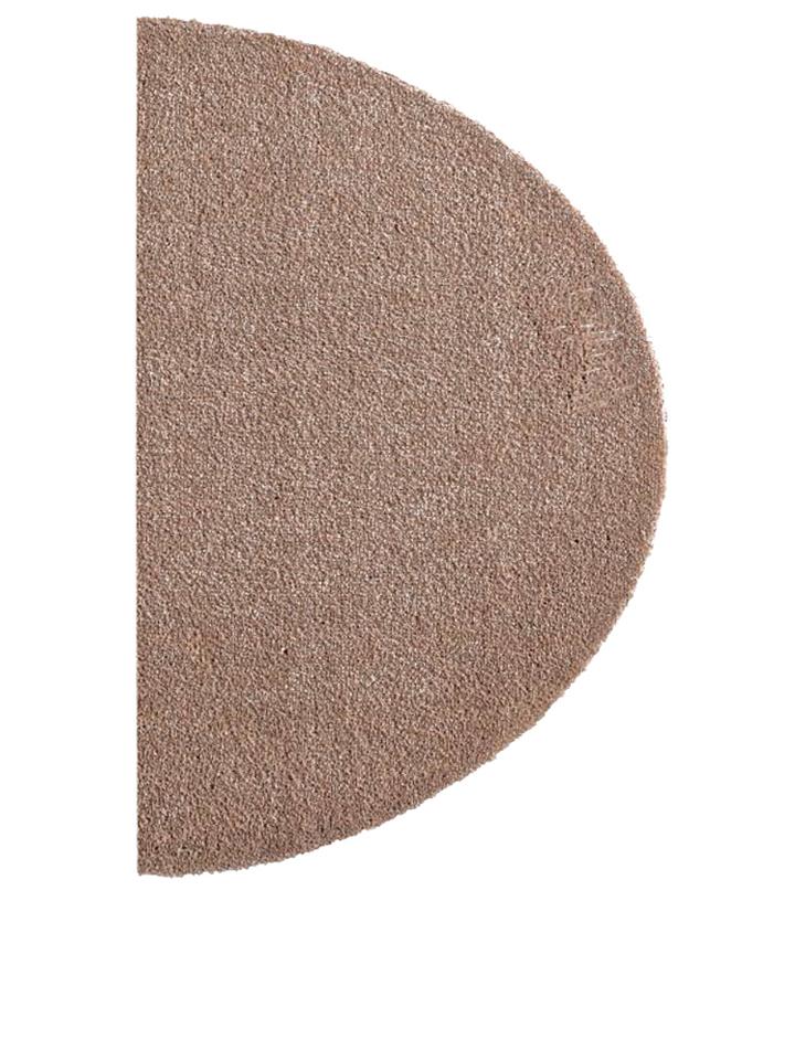 Hanse Home Fußmatte ´´Soft Clean´´ in Taupe - 43 Größe 140x200 cm Teppiche fussmatten