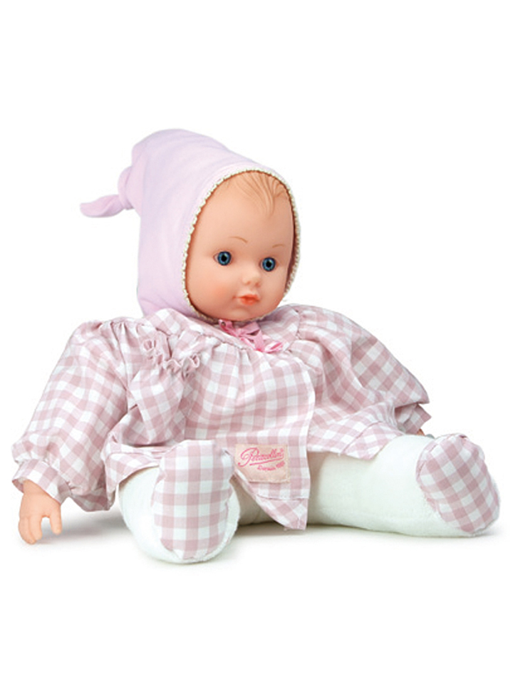 Petitcollin Puppe ´´Leo Choupinet´´ - ab 10 Monaten 54% | Kinder puppen