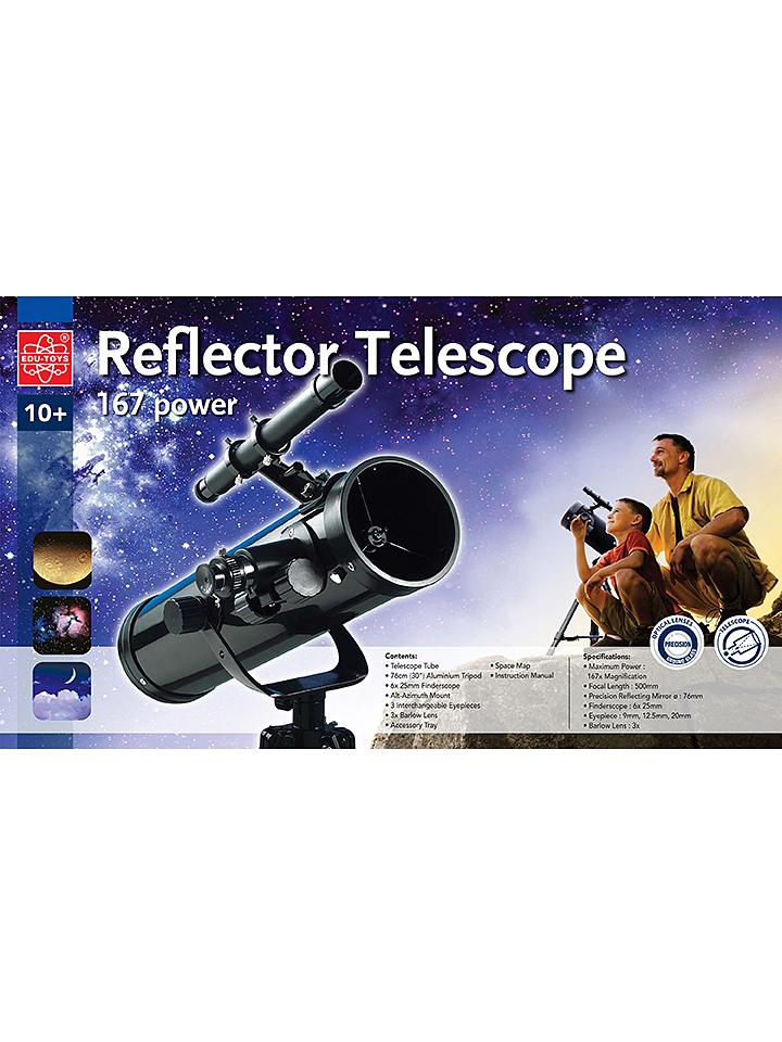 Medu-Scientific Reflektorteleskop 167 Power - ab 10 Jahren - 14%   Kinder kreativspielzeug