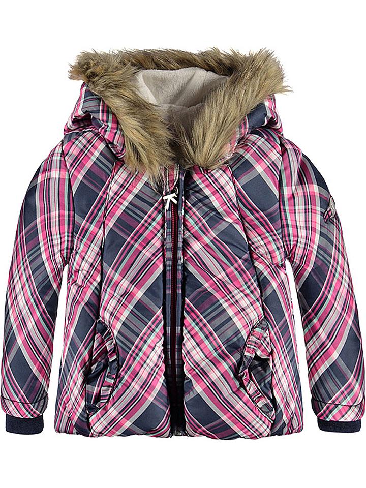 Kanz Winterjacke in Pink - 68% | Größe 74 | Bab...