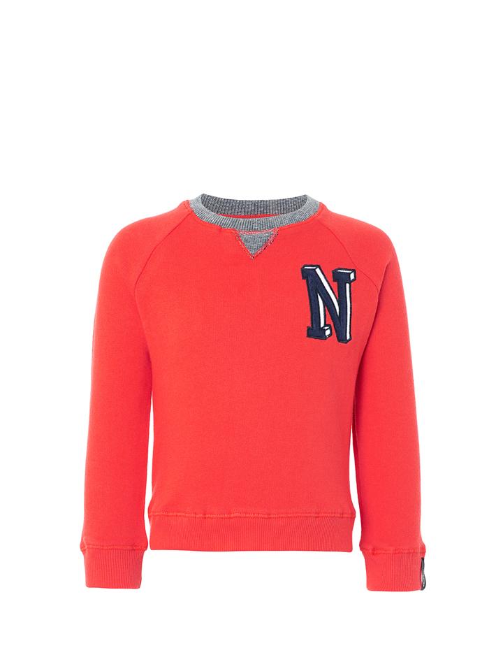 Noppies Sweatshirt in Rot -32% | Größe 92 | Swe...
