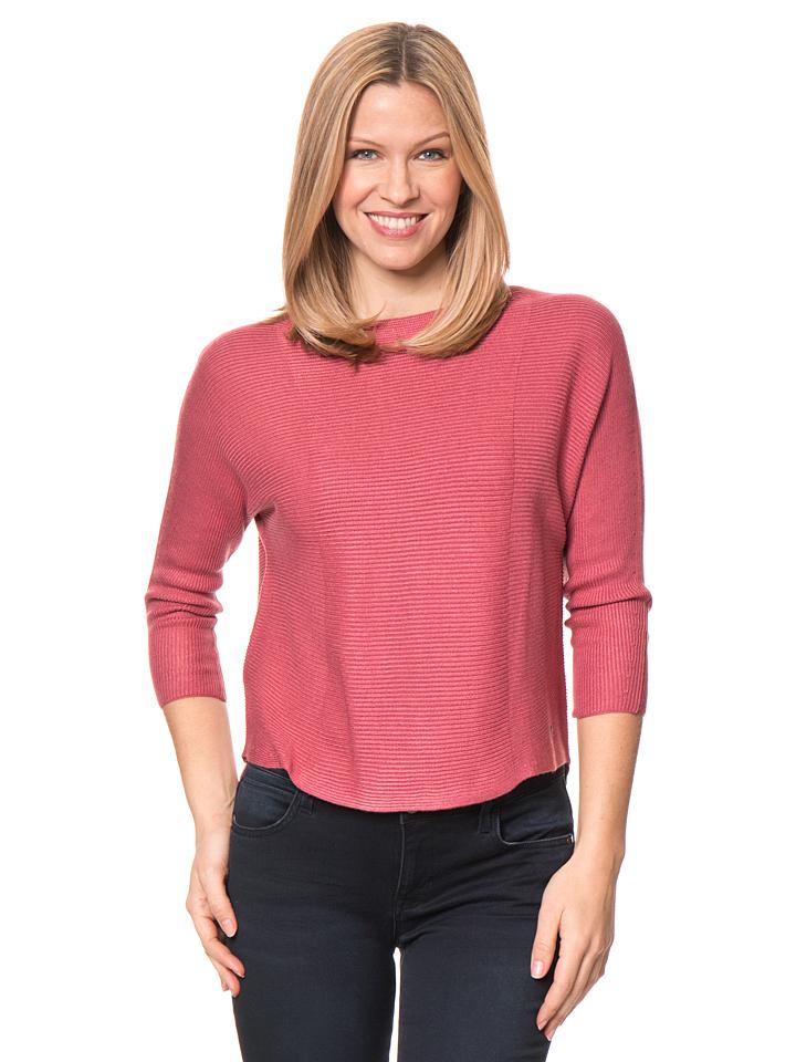 Griesen Angebote Tom Tailor Pullover in Fuchsia - 49% | Größe 3XL Damen pullover