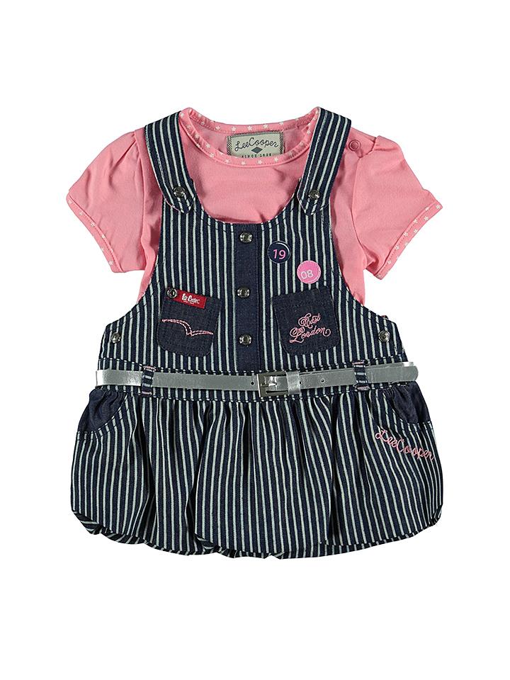 Lee Cooper 2tlg. Outfit in Dunkelblau - 48% | Größe 80 Babykleider