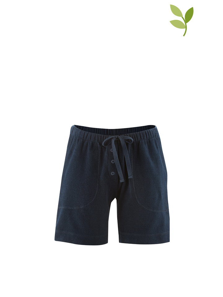LIVING CRAFTS Shorts in Dunkelblau -41% | Größe XS Sale Angebote Dissen-Striesow