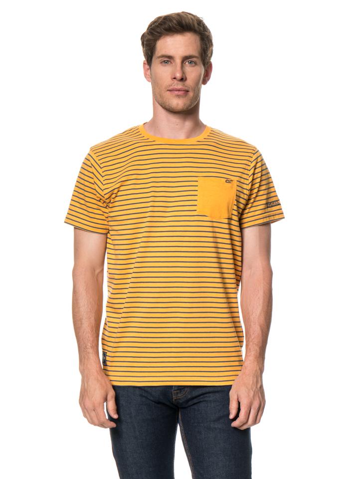 Regatta Shirt ´´Twain´´ in Gelb -51% | Größe XXL T-Shirts Sale Angebote Dissen-Striesow