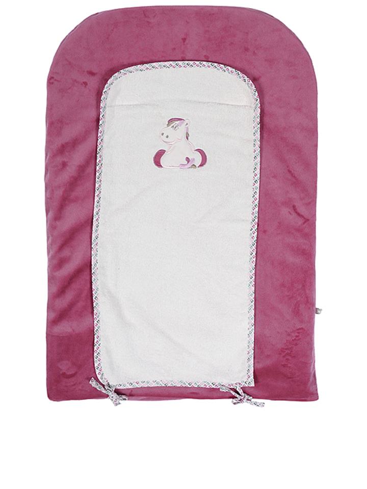 Noukie´s Wickelkissen ´´Planet´´ in pink - (L)70 x (B)50 cm -52% | Wickeldecken Sale Angebote Bagenz