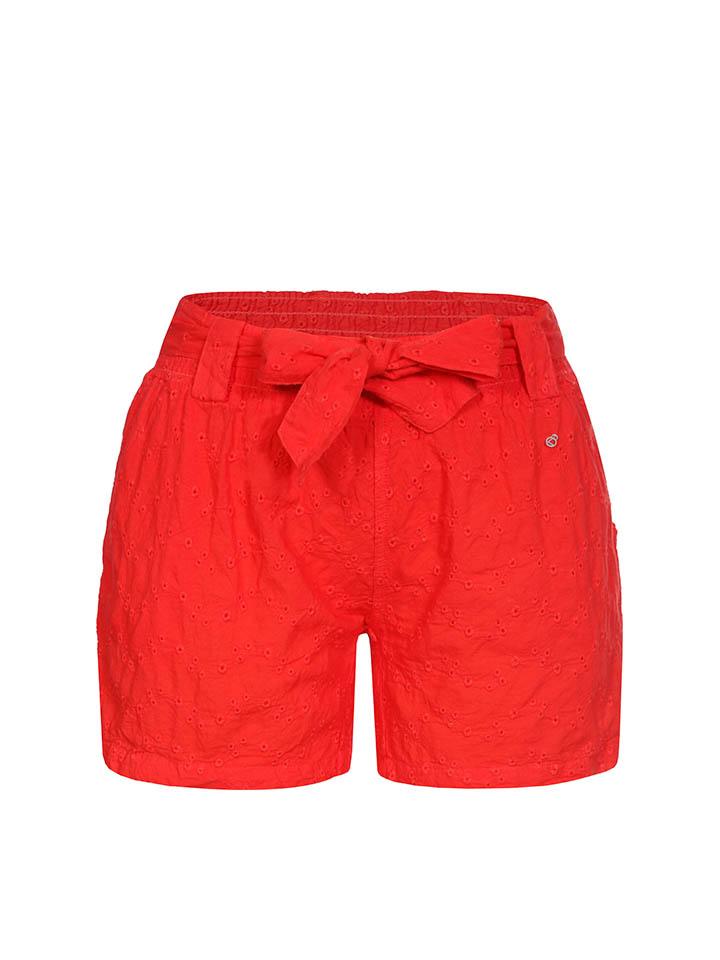 LUHTA Shorts ´´Tiia´´ in Rot -27% | Größe 42 Sale Angebote Frauendorf