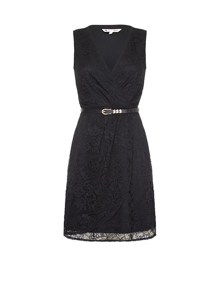 Y by Yumi Kleid in Schwarz -53% | Größe 34 Kleider Sale Angebote