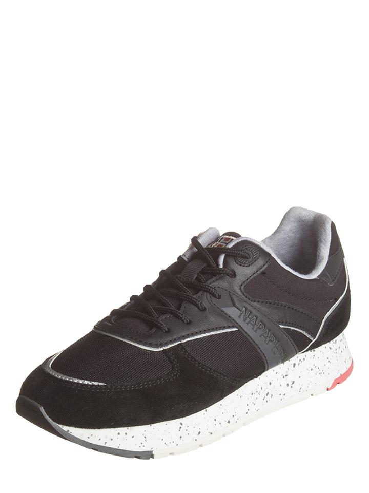 Napapijri Sneakers ´´Rabina´´ in Schwarz -62% | Größe 41 Sneaker Low Sale Angebote