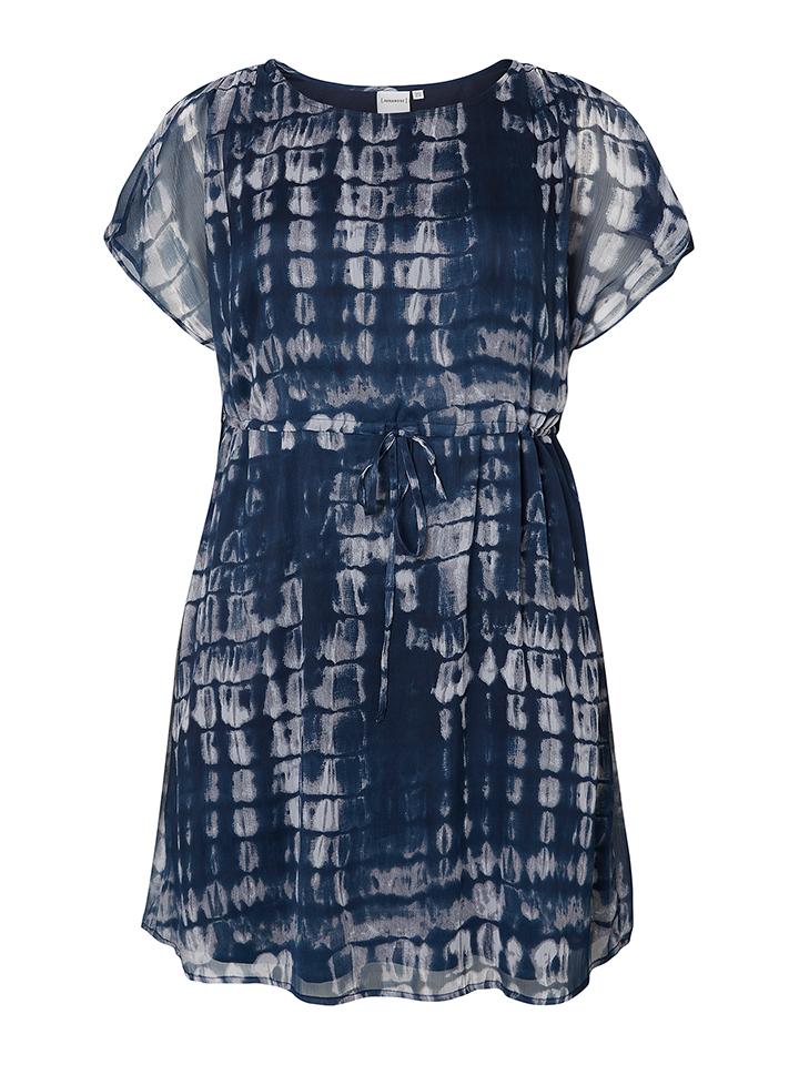 Groß Gaglow Angebote JUNAROSE Kleid ´´Evina´´ in Dunkelblau - 64% | Größe 44 Damen kleider