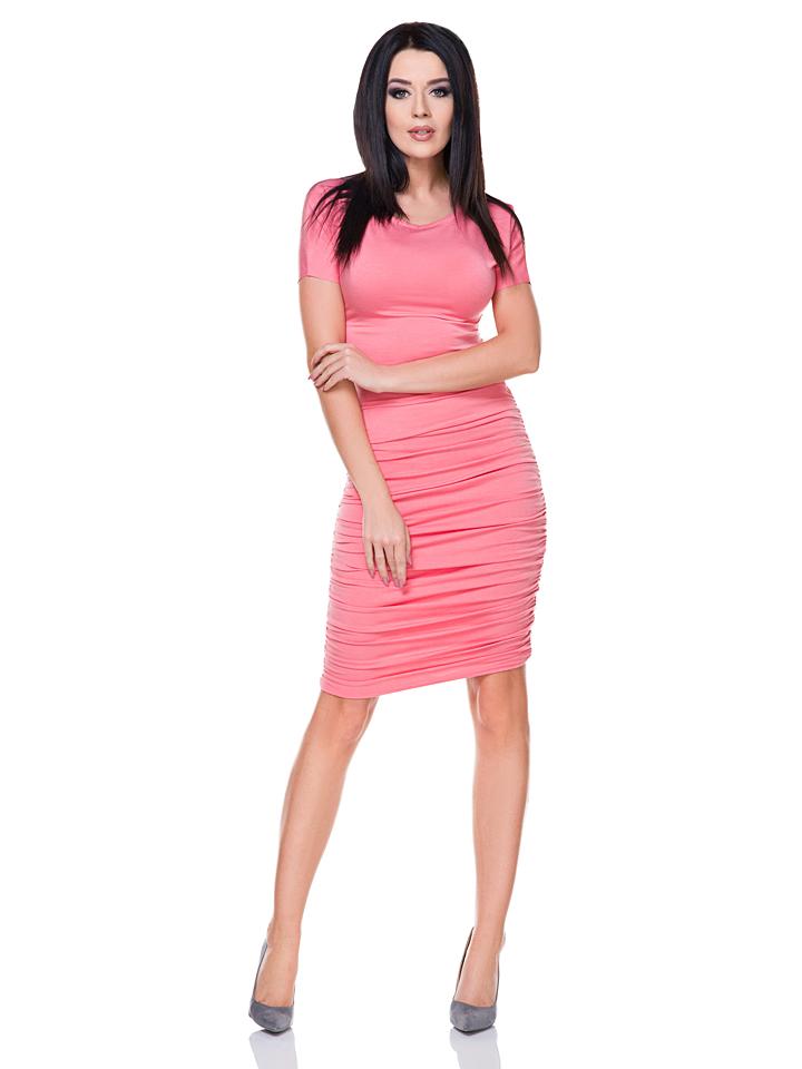 Tessita Kleid in Rosa -64% | Größe L/XL Kleider Sale Angebote Gastrose-Kerkwitz