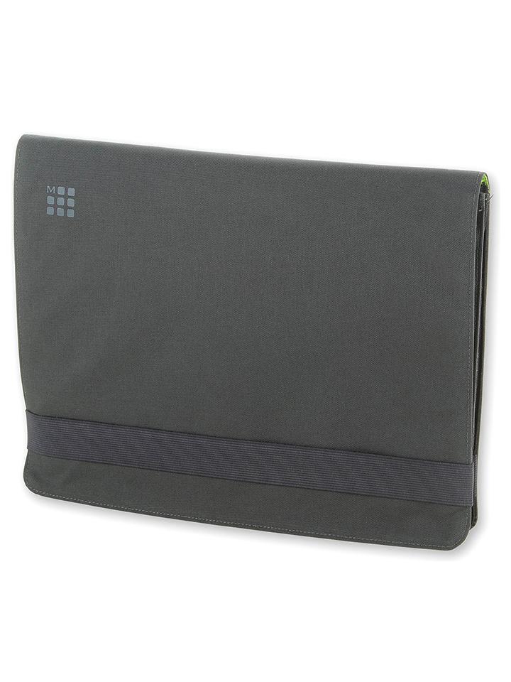 Moleskine Laptoptasche in Anthrazit - (B)34,2 x (H)27 (T)2,2 cm 49% | Herren koffer reisegepaeck - broschei