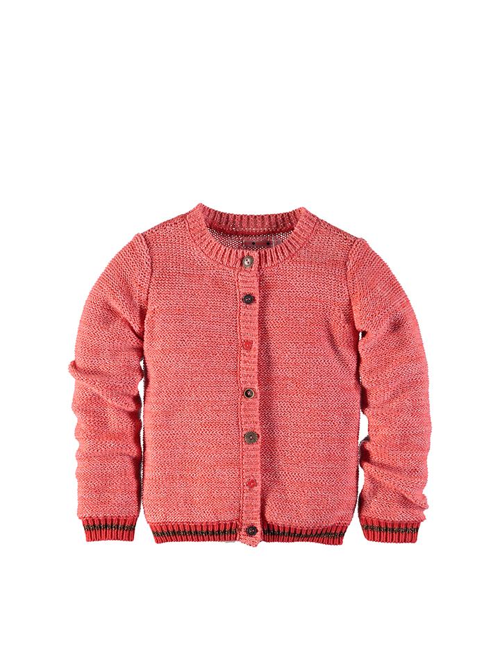 NONO Cardigan in Rosa - 72% | Größe 98 Kinderpullover strick