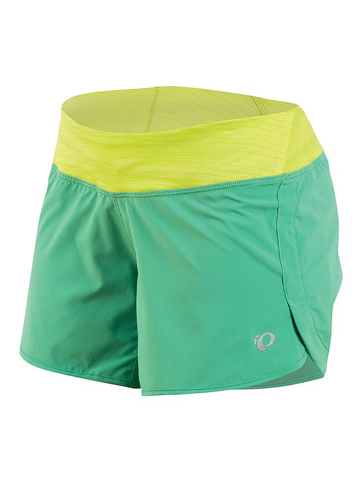 Pearl Izumi Laufshorts in Grün - 74% | Größe M Damenhosen
