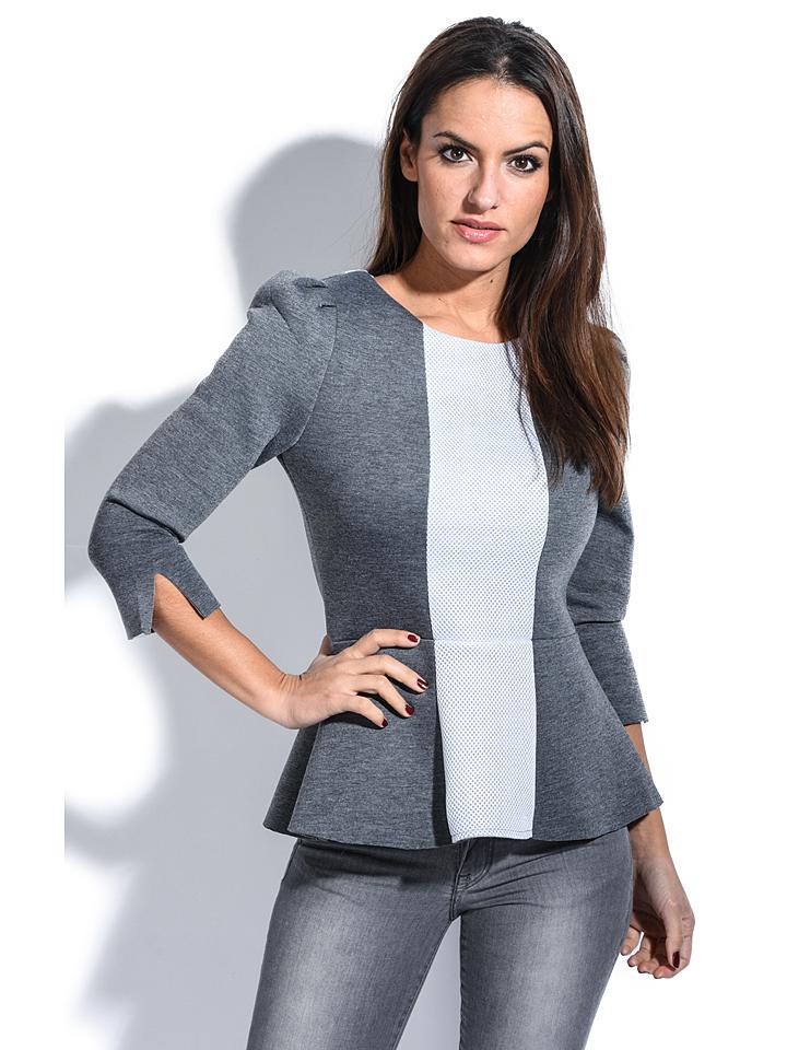 Schipkau Angebote TAILYA Shirt ´´Ginger´´ in Grau - 74% | Größe 36 Damen tops