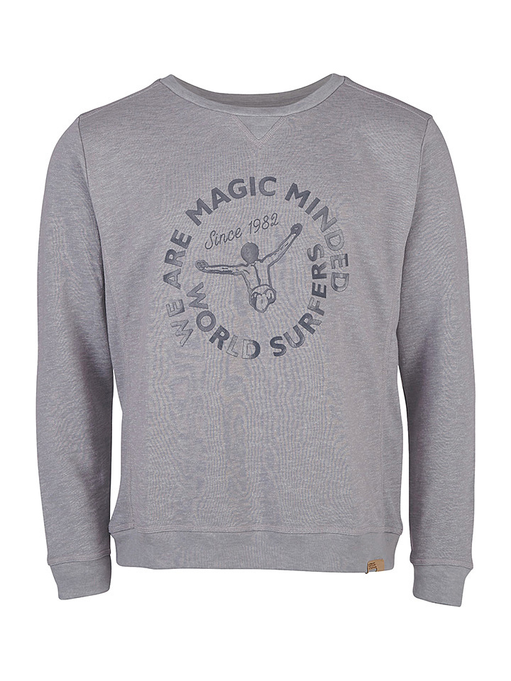 Chiemsee Sweatshirt ´´Aaron´´ in Grau - 46% | Größe L Herren pullover sport