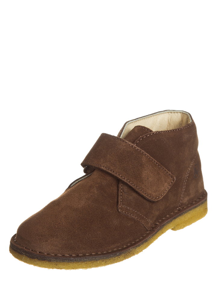 Naturino Leder-Schuhe in Braun - 69% | Größe 30 Babysneakers
