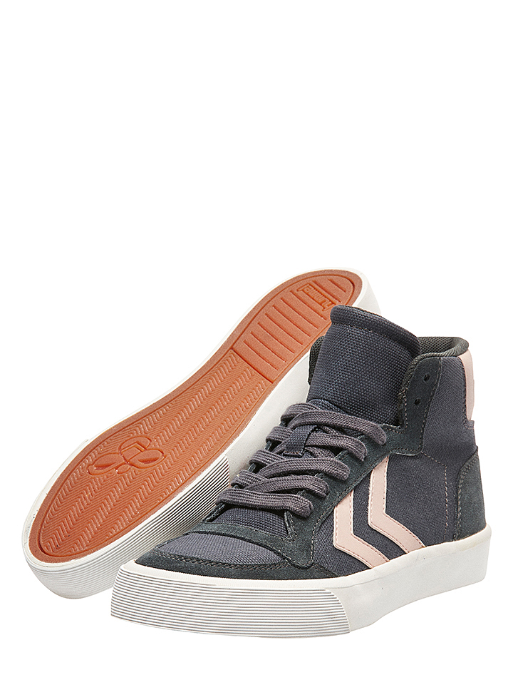 Hummel Sneakers ´´Stadil RMX´´ in Grau - 54% | Größe 41 Damen sneakers
