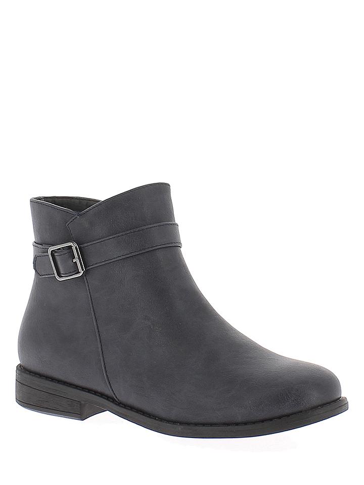 MIRIATI Boots in Dunkelblau - 66% | Größe 40 Stiefeletten