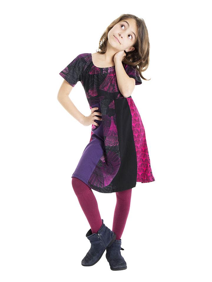 Aller Simplement Kleid in Schwarz - 63% | Größe 110/116 Kinderkleider