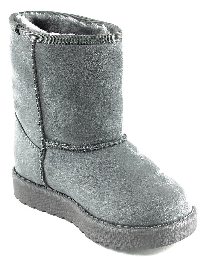 Doremi Stiefel in Grau - 73% | Größe 25 Kinderstiefel