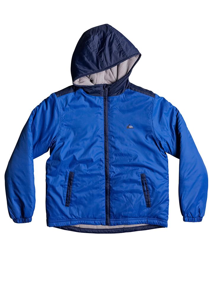 Quiksilver Jacke in Blau - 48% | Größe 164 Kinderjacken