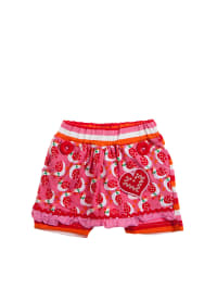 Dutch Bakery Hosenrock in rot/ pink/ orange