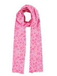 """Tamaris Schal """"Jane"""" in pink/ weiß - 53 x 185 cm"""