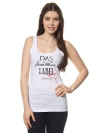 """Herrlicher Top """"Desma"""" in Weiß"""