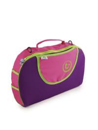 Knorrtoys Kinderreisetasche in Pink/ Bunt - (B)42 x (H)28 x (T)8 cm