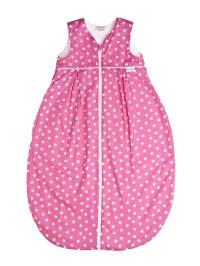 """Tavo Frottierschlafsack """"Sterne"""" in Pink"""