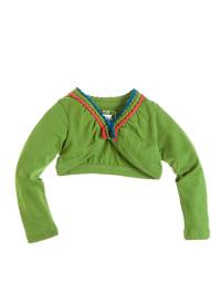 Lofff Bolero in grün