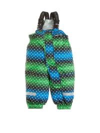 """Legowear Skihose """"Pia"""" in blau/ grün/ schwarz"""