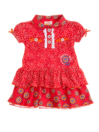 Dutch Bakery Kleid in rot